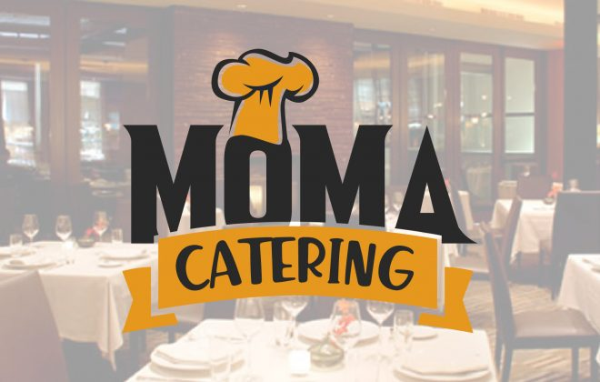 MOMA CATERING logo design-01